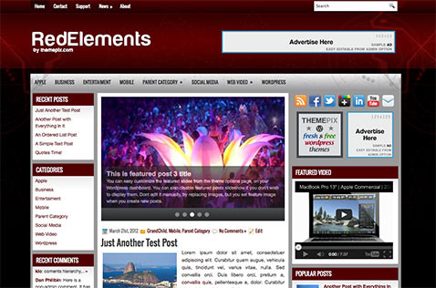 redelements-wordpress-theme
