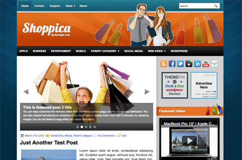 shoppica-wordpress-theme