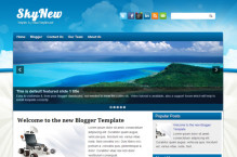 skynew-blogger-template