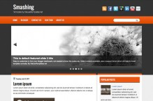 smashing-blogger-template