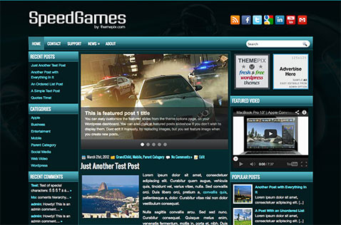speedgames-wordpress-theme