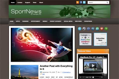 sportnews-wordpress-theme