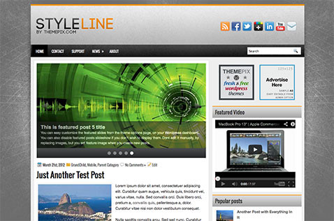 styline-wordpress-theme