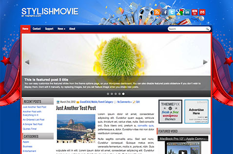 stylishmovie-wordpress-theme