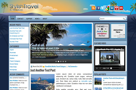 stylishtravel-wordpress-theme
