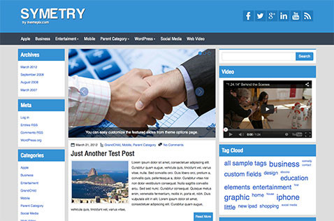 symetry-wordpress-theme
