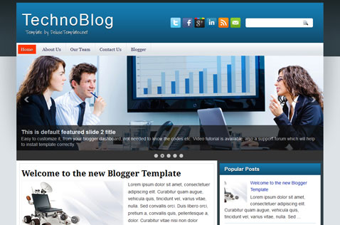 technoblog-blogger-template