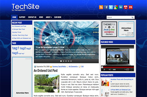 techsite-wordpress-theme