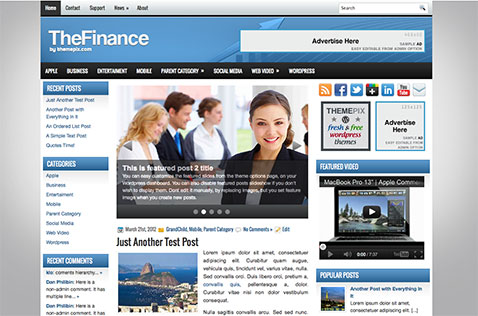 thefinance-wordpress-theme