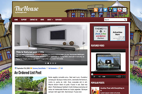 thehouse-wordpress-theme