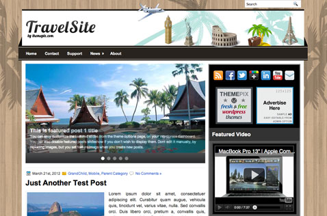 travelsite-wordpress-theme