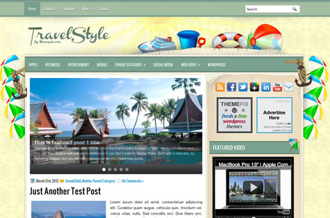 travelstyle-wordpress-theme