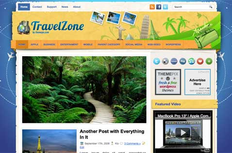 travelzone-wordpress-theme