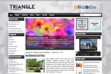 triangle-wordpress-theme