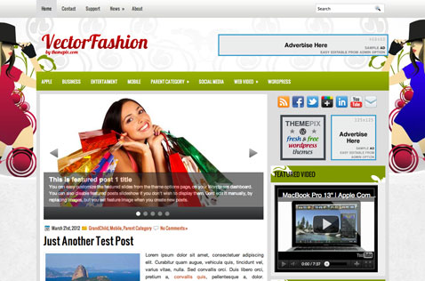 vectorfashion-wordpress-theme
