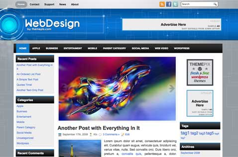 webdesign-wordpress-theme