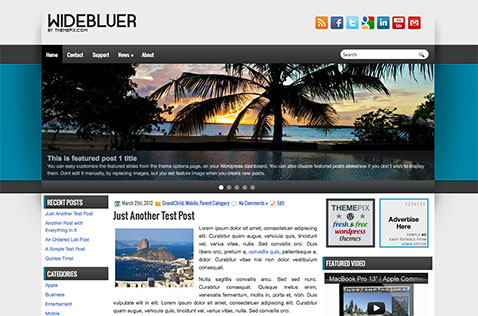 widebluer-wordpress-theme