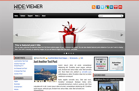 wideviewer-wordpress-theme